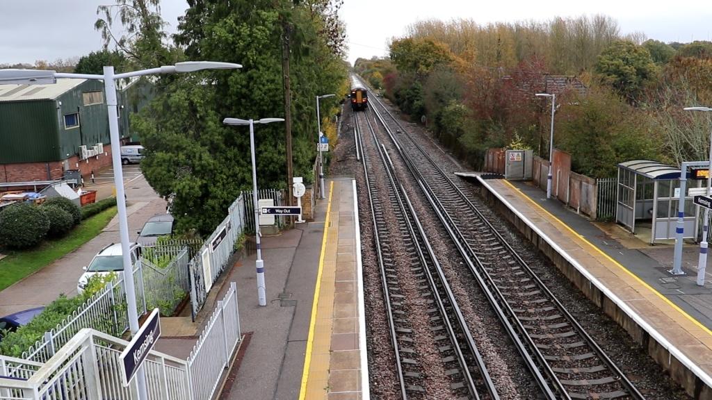 Kemsing Railway Station